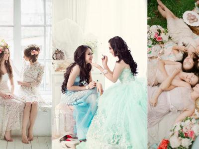 Celebrate Sisterhood with Bestie Portraits! 21 Lovely Best Friend Photography Ideas!