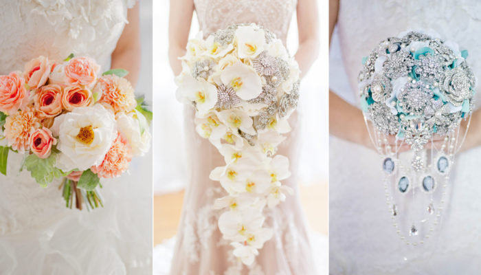 Eternal Blooms! 24 Alternative Wedding Bouquets You Can Treasure Forever!