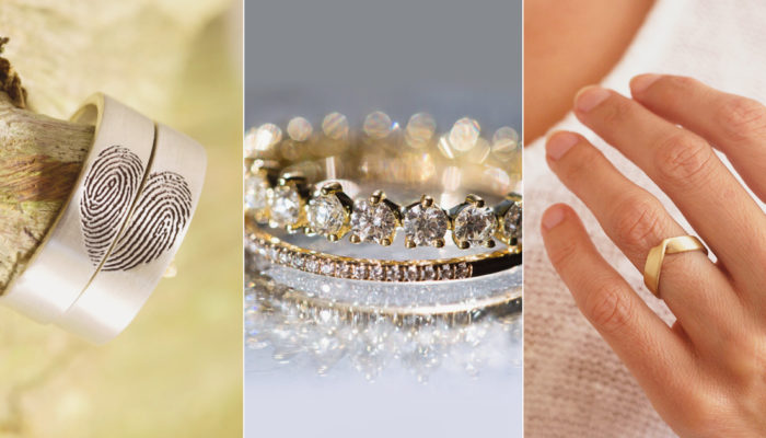 Not a Fan of Big Brands? Unique and Beautiful Handmade Wedding Bands You Will Love!
