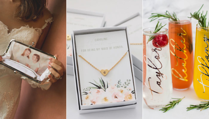 30 Personalized Bridesmaid Gifts You Girls Will Love!
