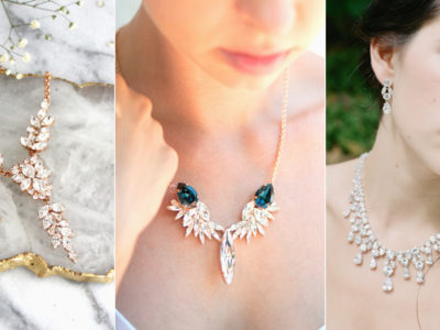 26 Statement Necklaces For Style-Savvy Brides!