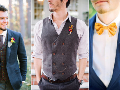 How To Style Your Groom Vintage? Ways and Items to Create the Perfect Vintage-Inspired Groom Attire!