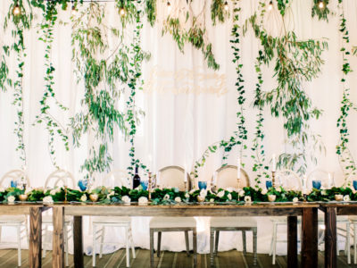 Pantone's 2017 Color of the Year – Greenery is Perfect For Spring and Summer Weddings!