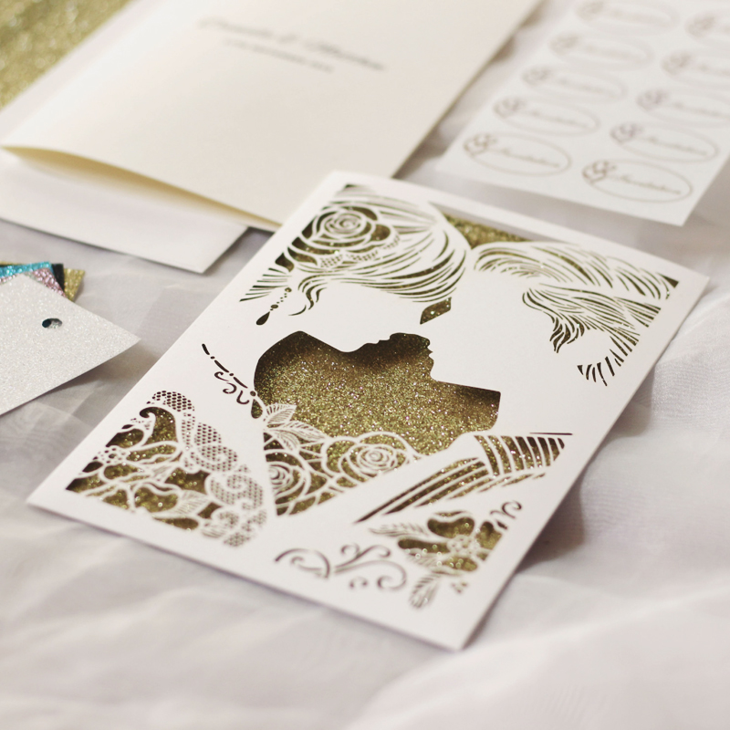 15 must see lasercut 3d wedding invitations praise wedding for 3d wedding invitations glasses