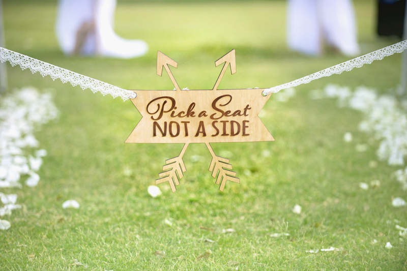10-pick-a-seat-not-a-side-ceremony-sign