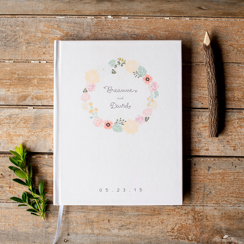 14-rustic-wedding-guest-book