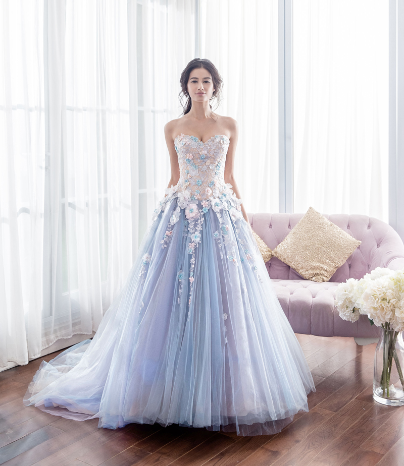 Anovia Bridal Collections - Fairy Tale Gowns Created For Dreamers ...