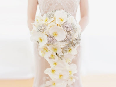Everlasting Love! 20 Stunning Heirloom Bridal Bouquets from Mlle Artsy!