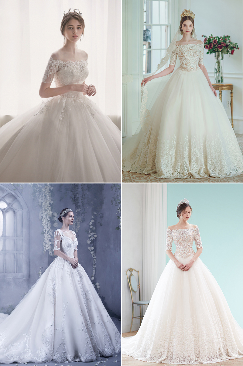 weddingdressslimarm02-halfsleeve