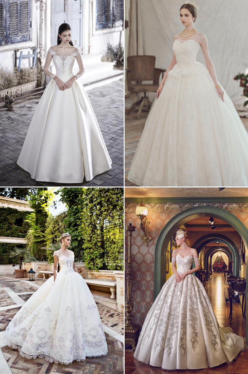 20 Timeless Wedding Gowns You Will Still Love 20 Years Later ...