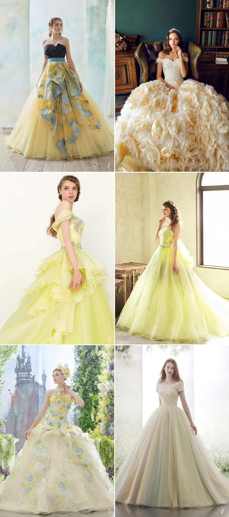 42 Fairy Tale Wedding Dresses For The Disney Princess Bride ...