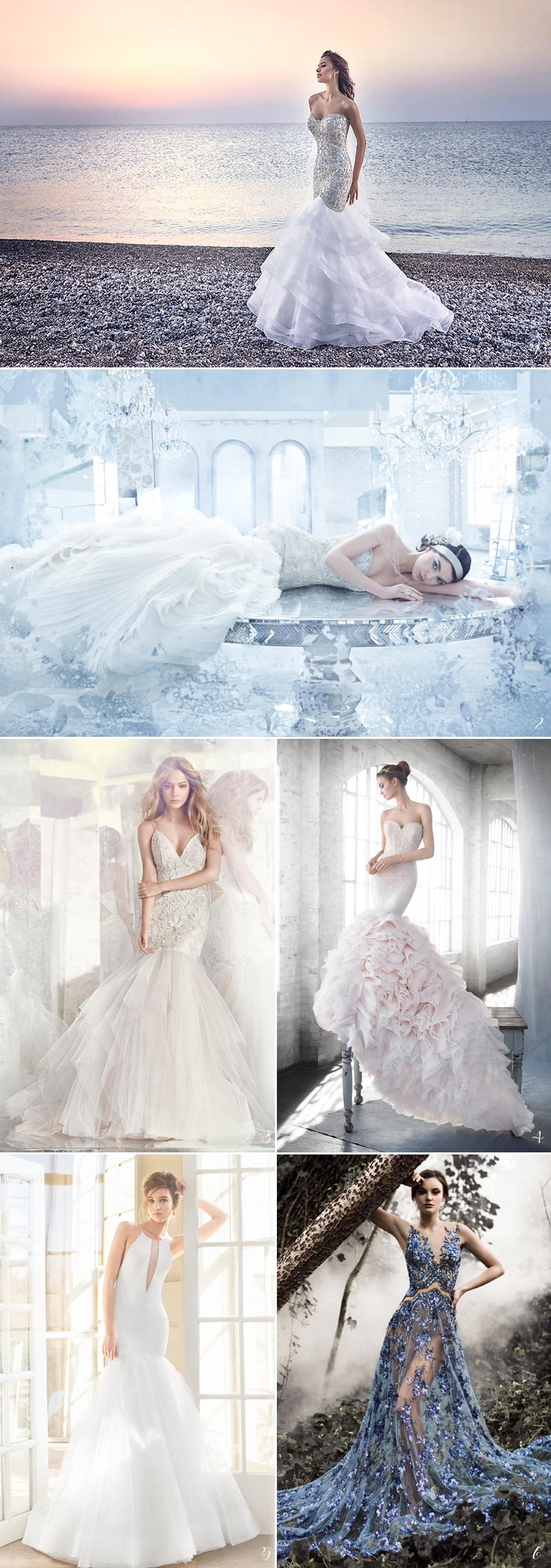 42 Fairy Tale Wedding Dresses For The Disney Princess Bride