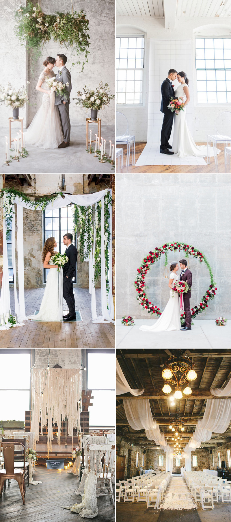 40 Industrial Chic Wedding Ideas For Modern Stylish Couples