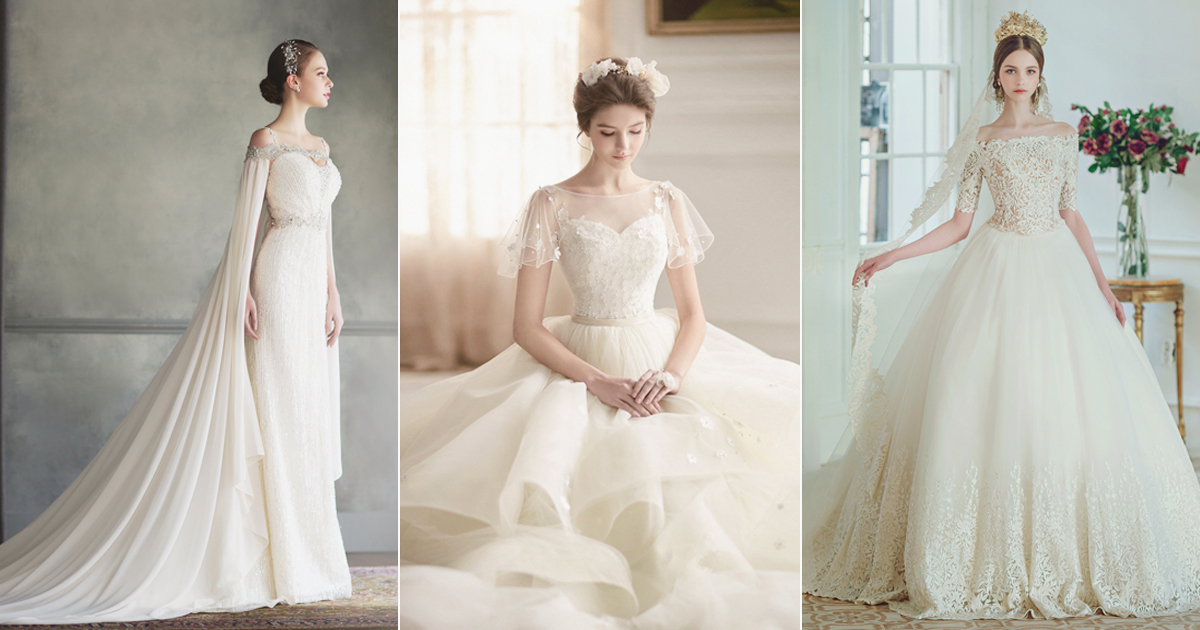 Hide your arms in style 24 beautiful gowns for brides who dont 24 beautiful gowns for brides who dont want to go sleeveless praise wedding junglespirit Choice Image