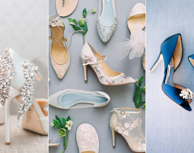 Wedding Shoes for Modern Brides – 5 Affordable Luxury Brands You Must Know!