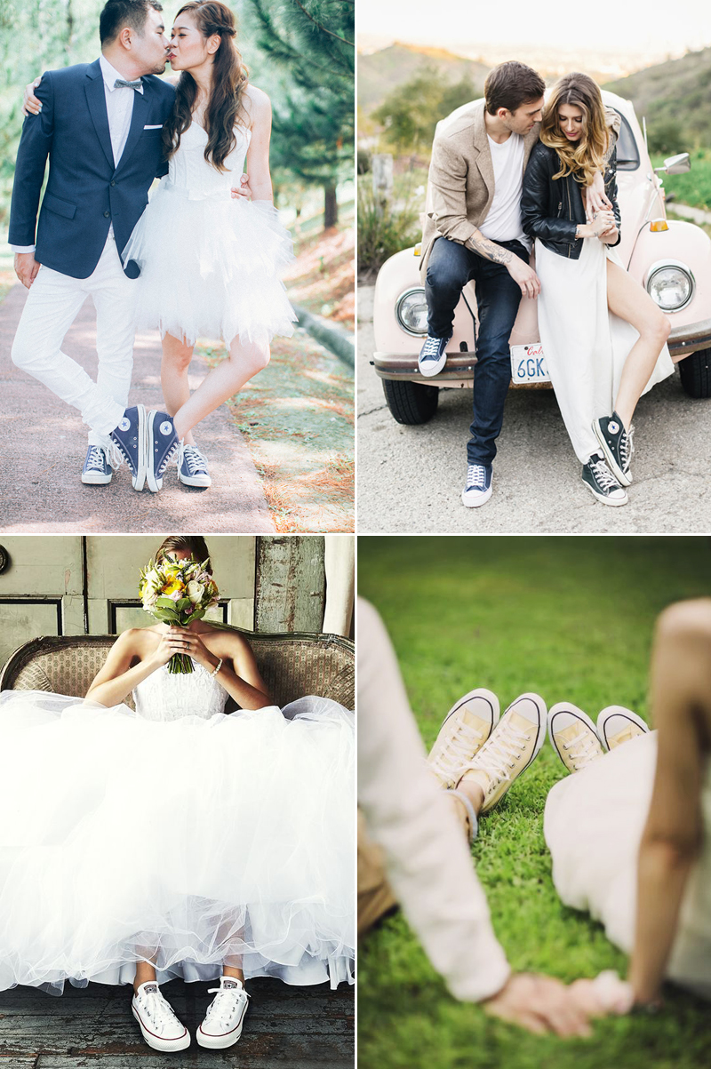 ab13b1838122e2 Bridal Sneaker Trend! 6 Top Wedding-Worthy Sneaker Brands That Make ...