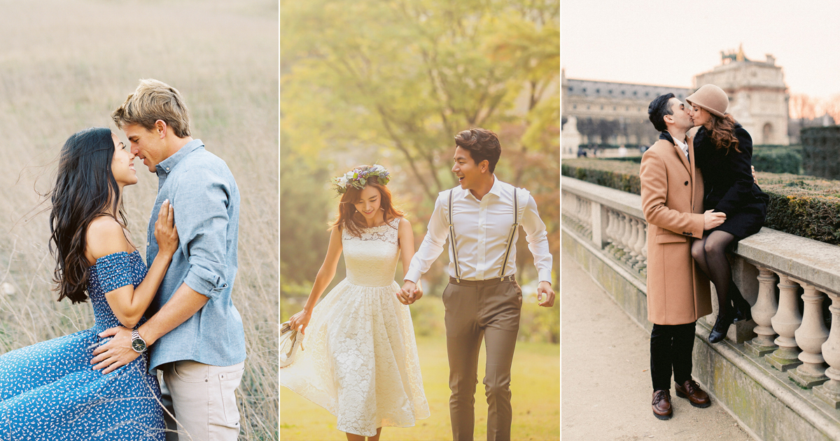 What To Wear For Engagement Photos? Stylish Outfit Ideas
