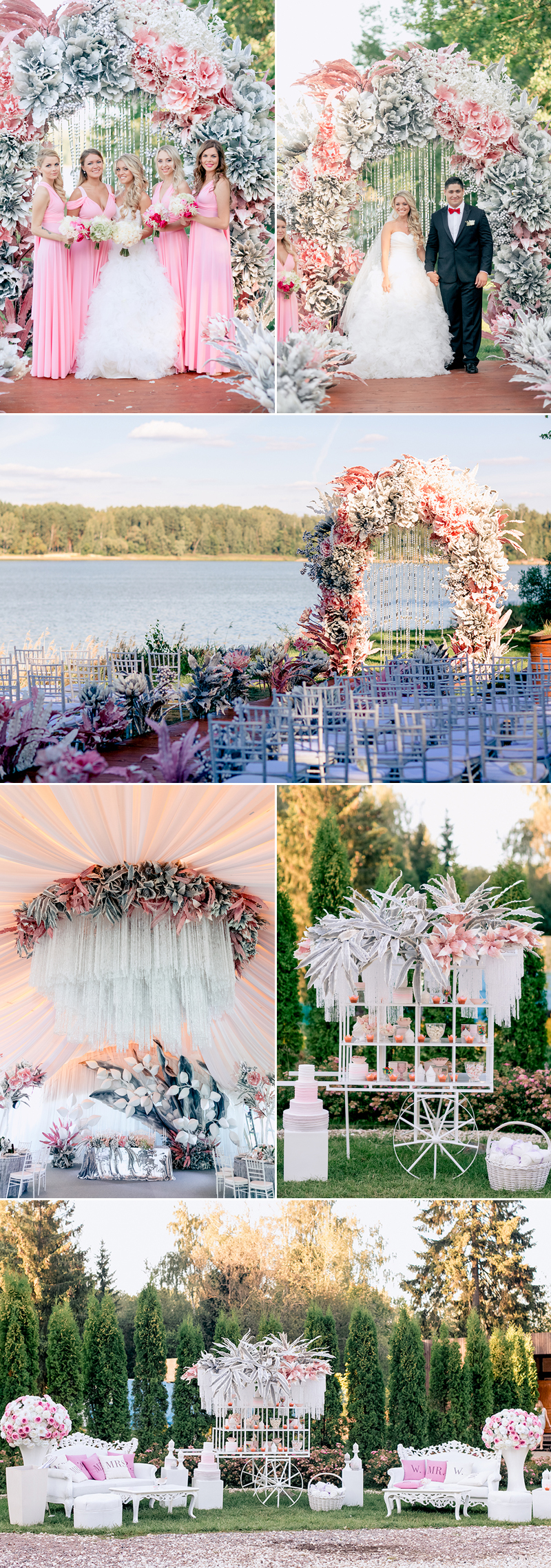 7 Incredibly Magical Themes For Spring Fairytale Weddings