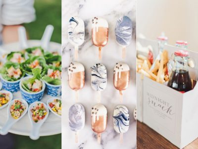 32 Unconventional Wedding Food Ideas For The Foodie Bride!