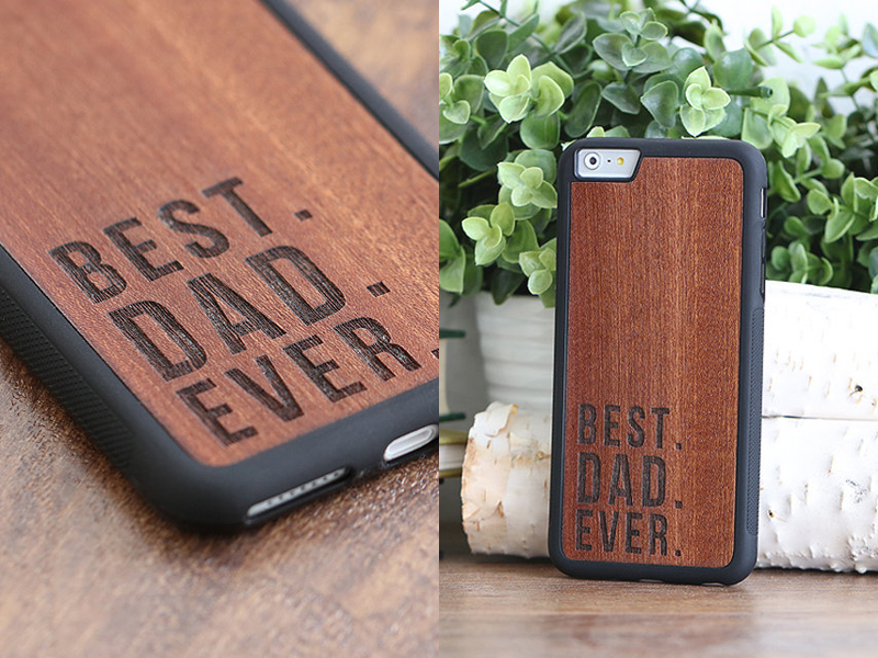 01-Best Dad Ever Phone Case