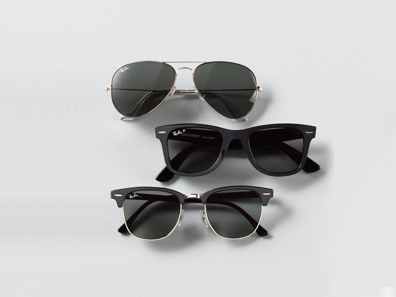 15-Classic Clubmaster 51mm Sunglasses