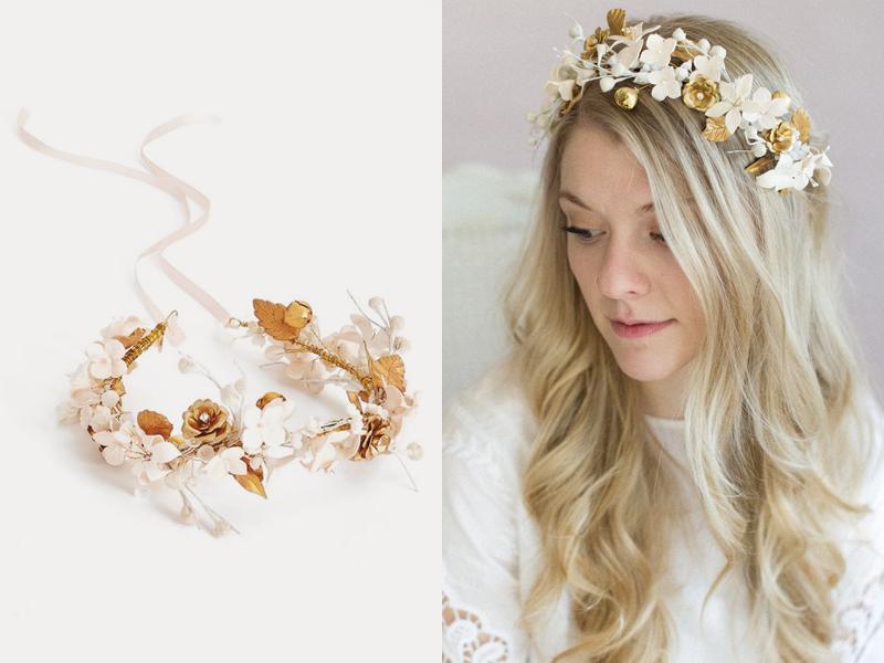 22-Woodland Flora Headband