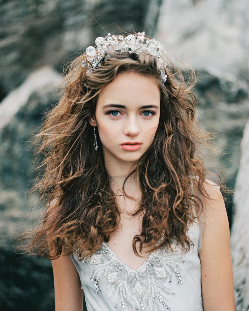 23-Whimsical Boho Crystal Crown