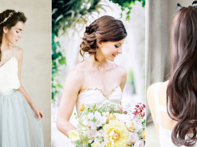 6 Stylish and Chic Bridesmaid Hairstyle Trends Your Girls Will Love!