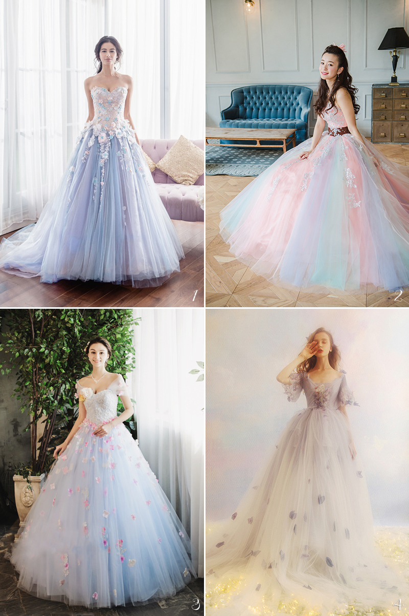 tulle03-colorful