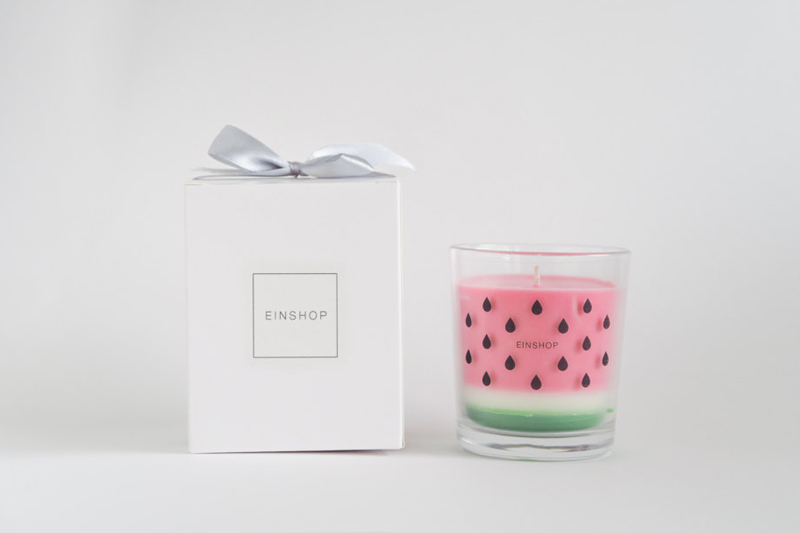 03-Watermelon Candle