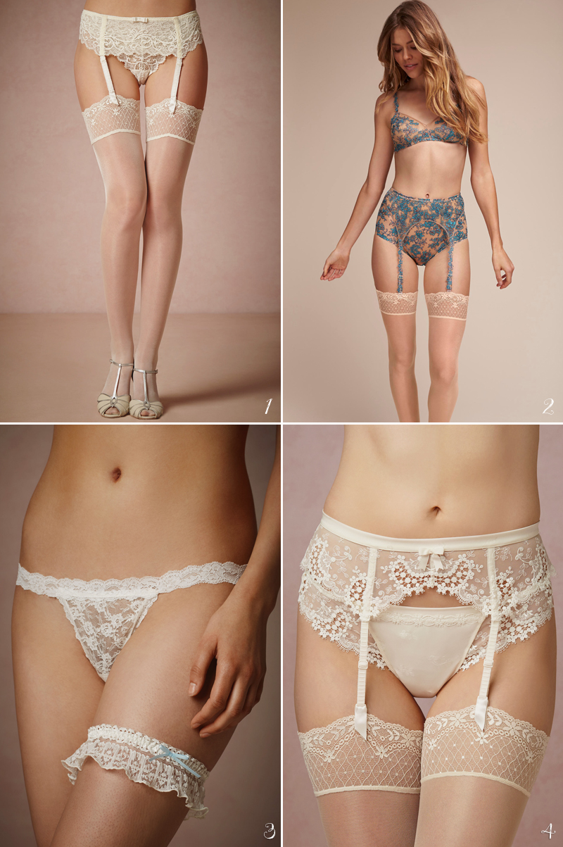 Bridal Lingerie02-garters-and-hosiery