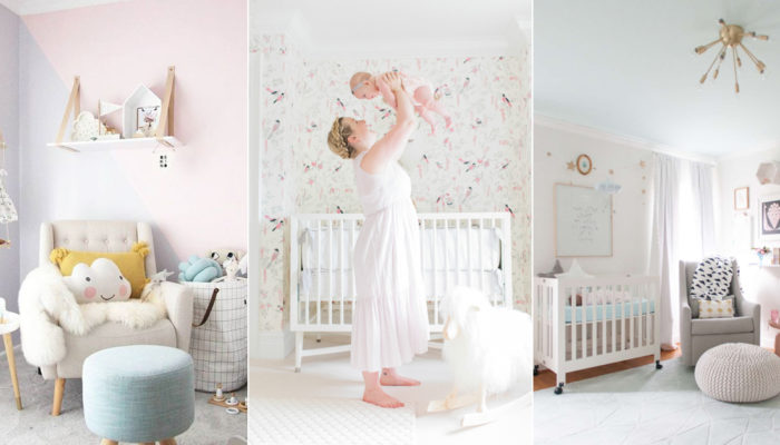 20 Sweet & Chic Modern Nursery Room Design Ideas!