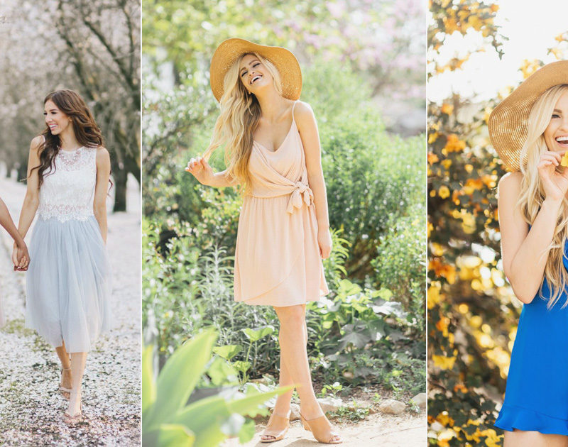 Vacation Mode Is On! 25 Casual-Chic Summer Engagement Outfit Ideas!
