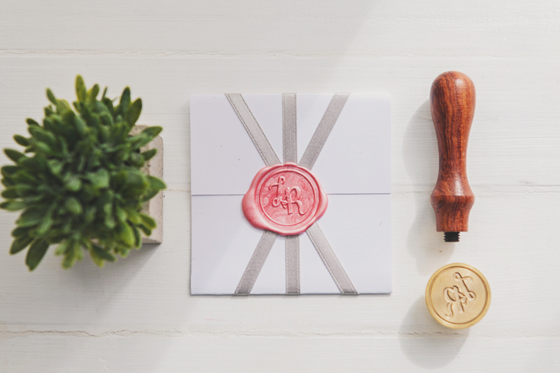 02-Custom Wax Seal