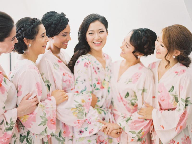 02-Knee Length Kimono Robe (Ester Sun Photography)
