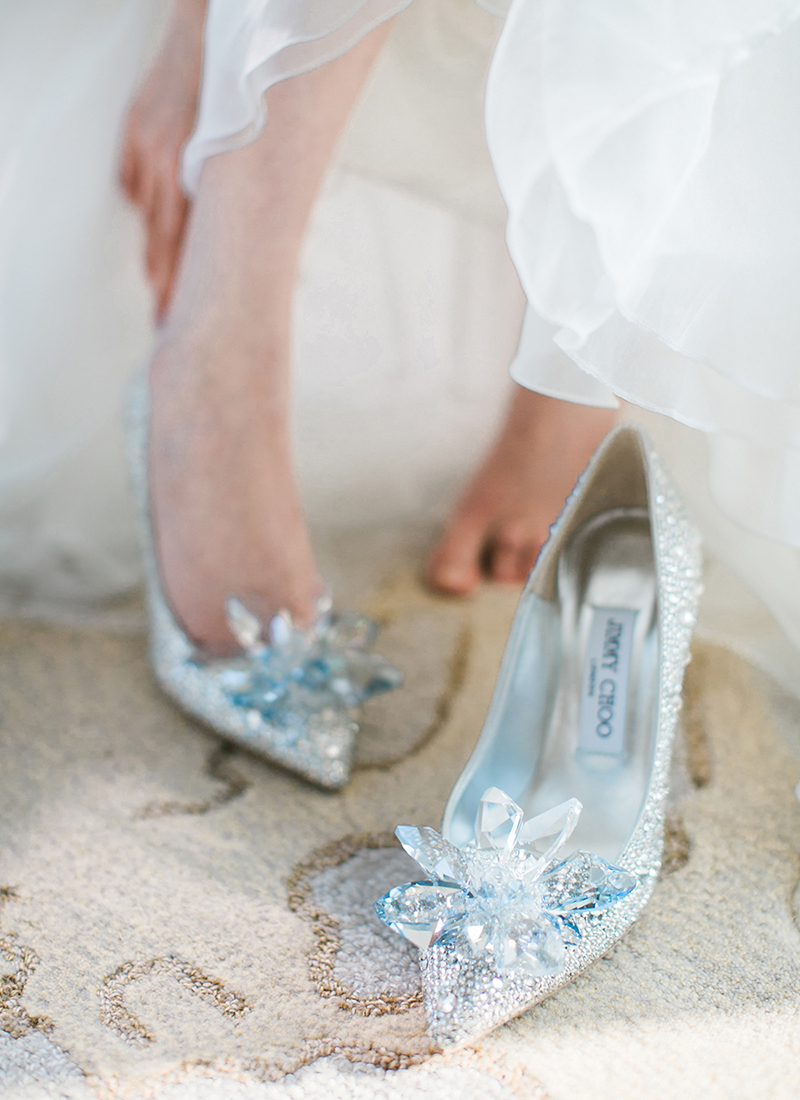 12 Pairs Of Unbelievably Gorgeous Wedding Shoes With 3d