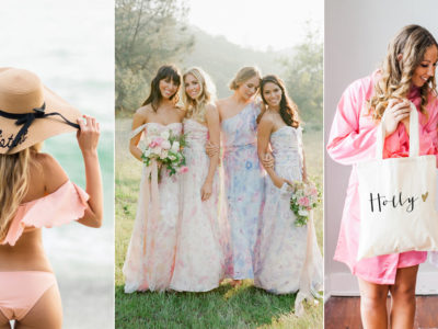 26 Fashion-Forward Bridesmaid Gifts Your Girls Will Obsess Over!