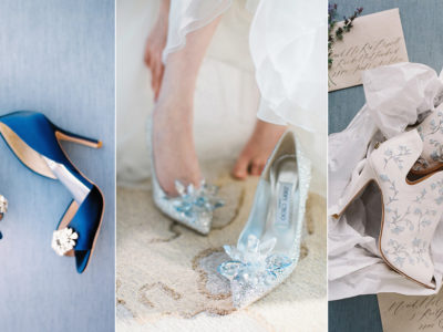 24 Unabashedly Elegant Bridal Shoes We Love!