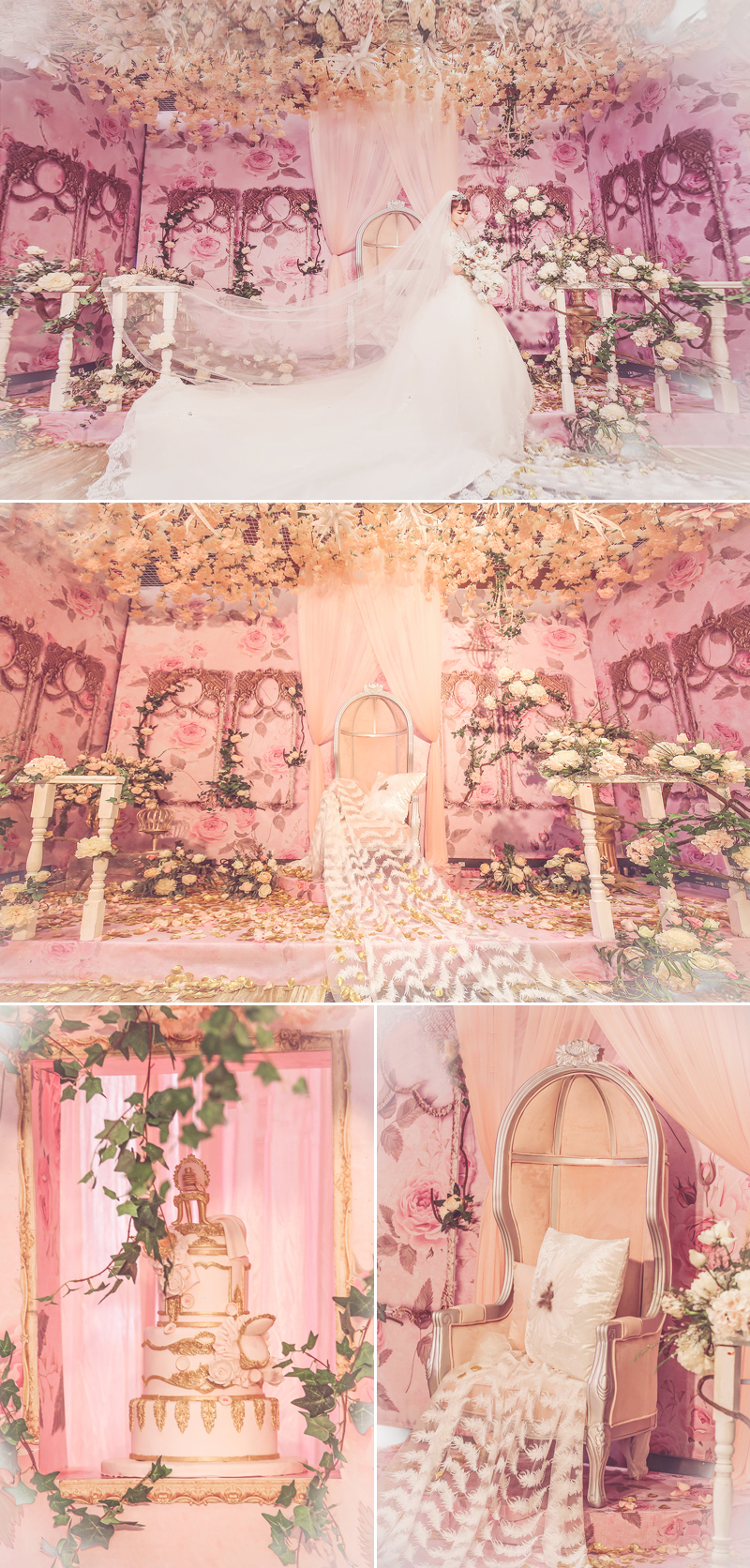 6 Breathtaking Fairy Tale-Inspired Indoor Wedding Décor Themes You ...