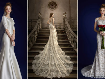 26 Effortlessly Timeless Fitted Gowns For Elegant Brides!