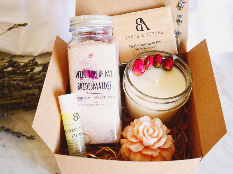 02-Bridesmaids Spa Gift Set