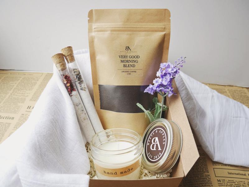 02-Coffee Gift Basket
