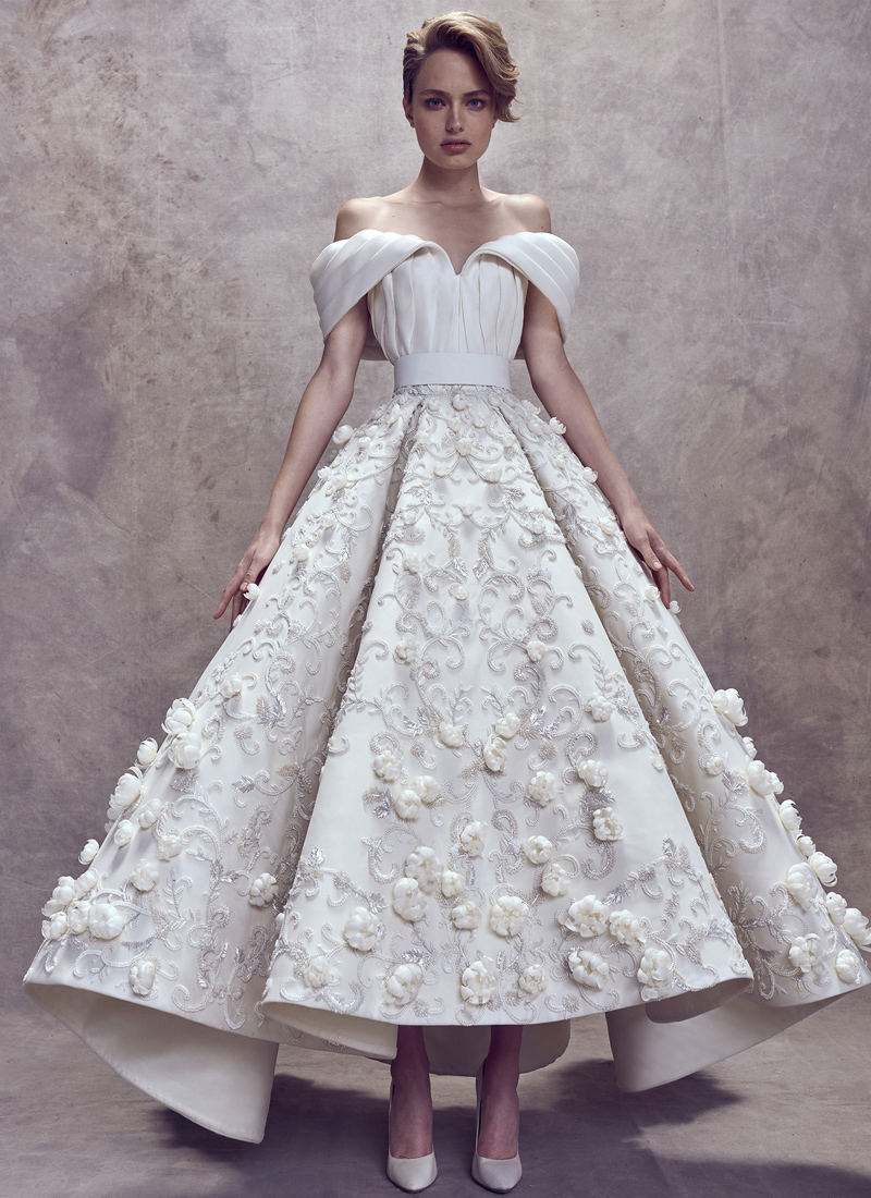 Paolo Sebastian Wedding Dresses