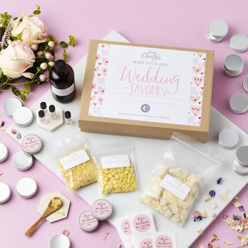 06-Wedding Favour Lip Balm Kit