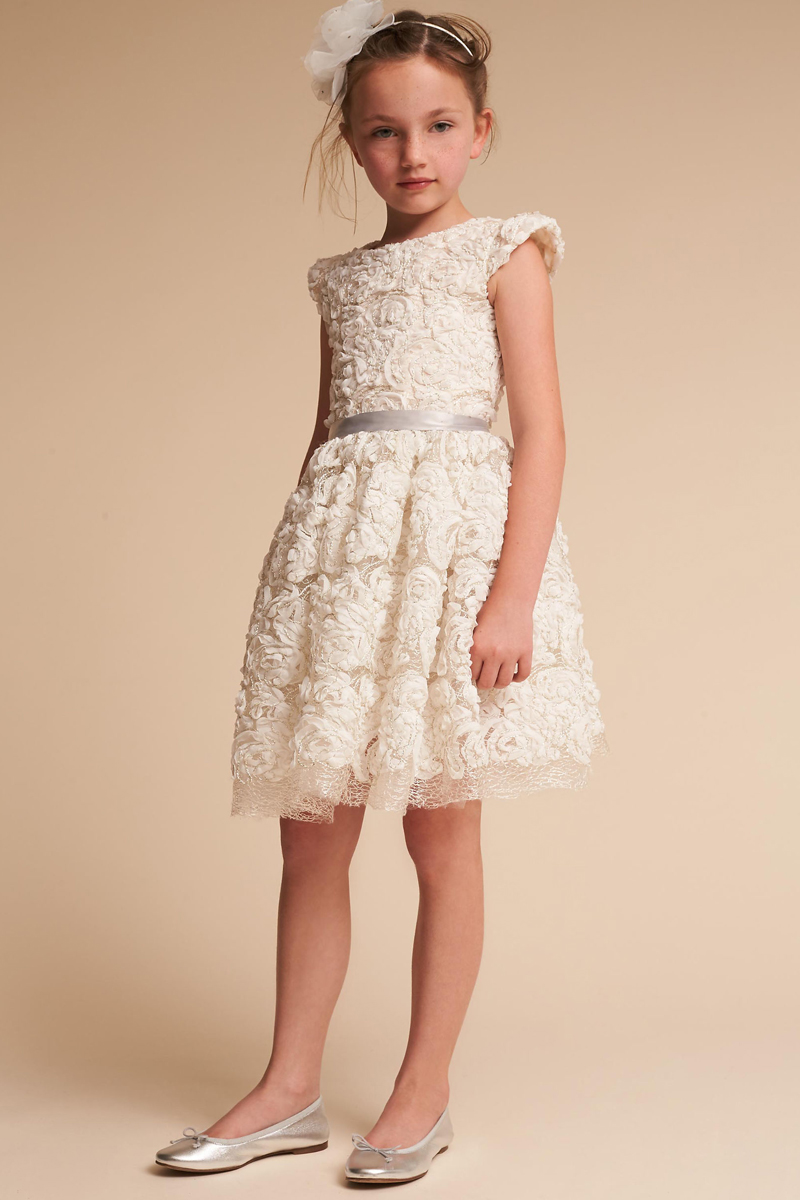15-BHLDN Rosette Dress