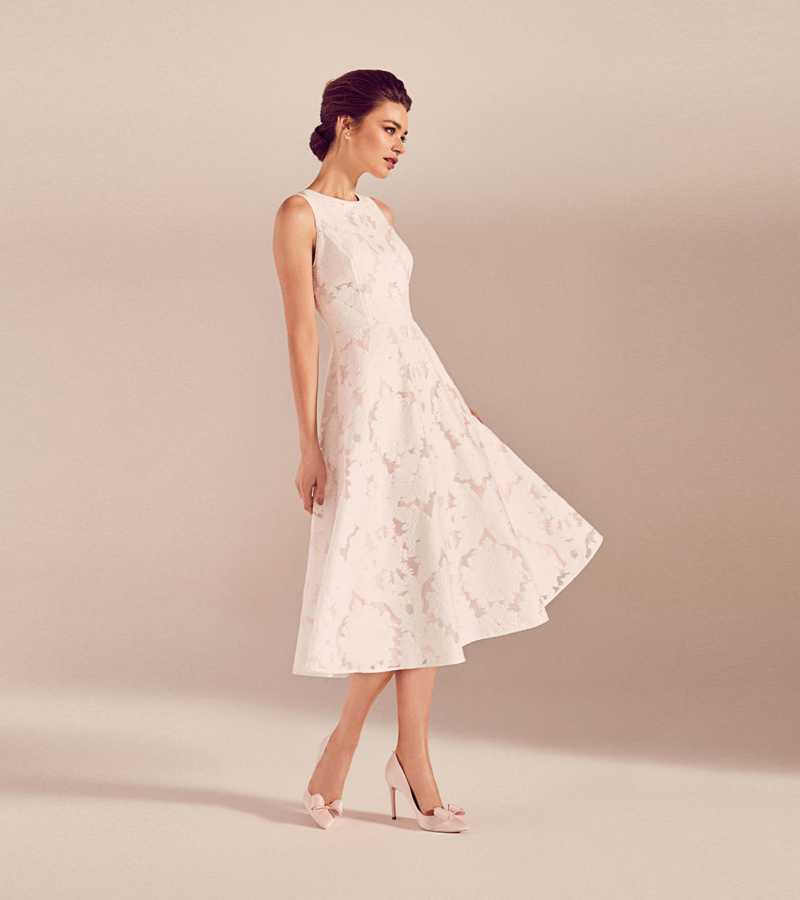 18-Ted Baker Roshi Dress