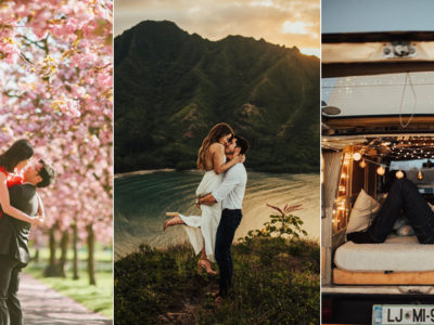"20 Natural Candid and Totally Romantic Engagement Photos That Say ""We Are in Love""!"