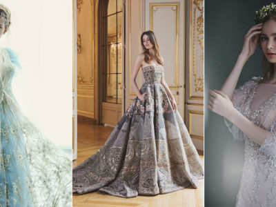 5 Timelessly Elegant Wedding Dress Trends for Fall Brides!