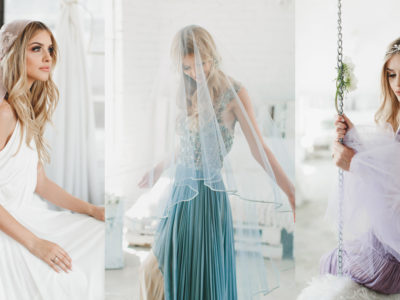 """12 Breathtakingly Beautiful Ombré Veils To Say """"I Do"""" In!"""
