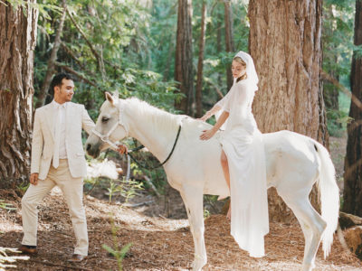 10 Dreamy Woodland Weddings That Are Straight Out of A Fairy Tale!